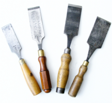Collectable Used Chisels